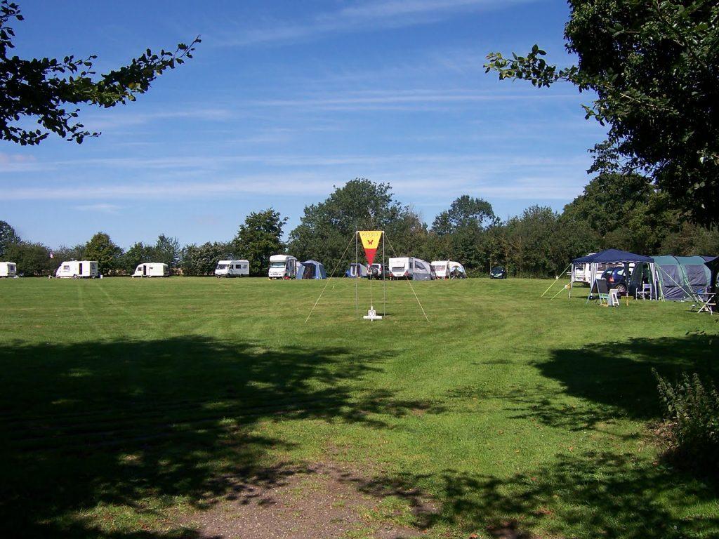 Site at Wildhern